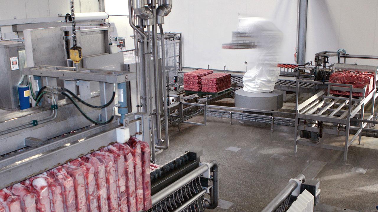 Produktionsoptimierung Robotik